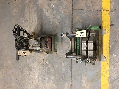 McElroy 14 Fusion Machine With Heater and Facer #72