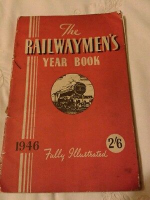 The Railwaymens year book 1946