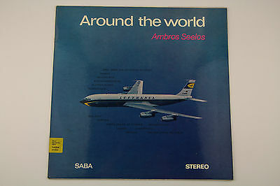 Ambros Seelos: Around The World - Vinyl