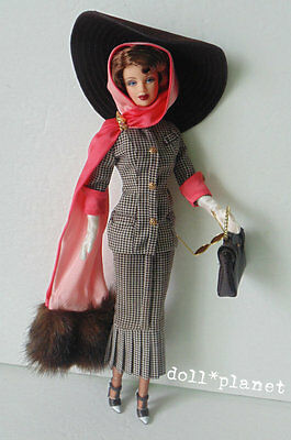 New! PUBLICITY TOUR Barbie Doll Hollywood Movie Star Collection Mackie de-boxed