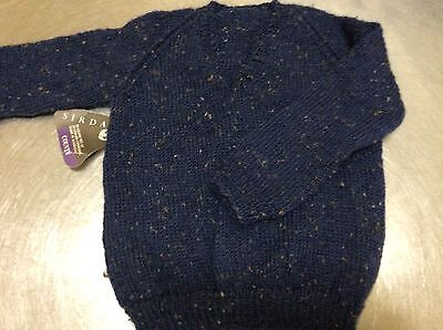 hand knitted Jumper size 3