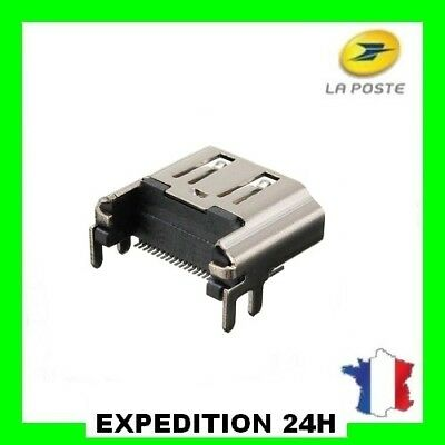 PRISE HDMI pour console Playstation PS4 19 pin HDMI