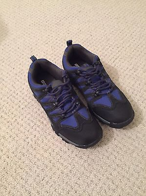 Brand New Boys Mountain Warehouse Hiking Shoes Size 5