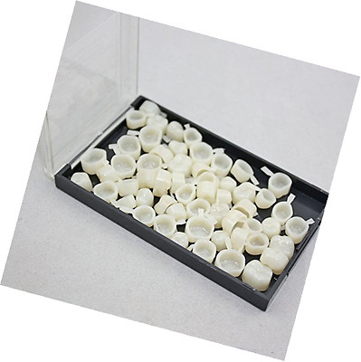 New Dental Temporary Crown Material for Molar Teeth with High Quality 1 Box by S