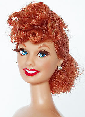 "Barbie vintage ""I love Lucy"" rousse nue Doll nude"