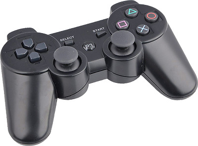 New Rechargeable High Quality Bluetooth Wireless Gamepad Controller For Ps3
