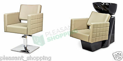 Hairdressing Furniture Backwash and Chair Wash Unit Stailin Chairs CUBO  COLORS