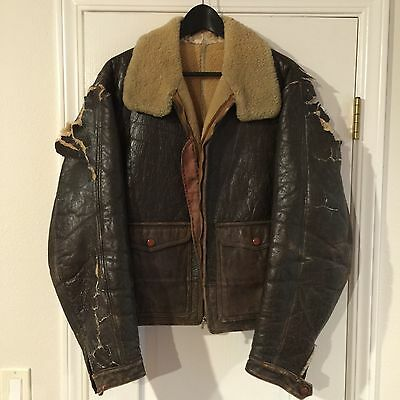Rare WWII German High Altitude Flight Jacket