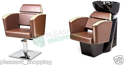 Hairdressing Furniture Backwash and Chair Wash Unit Stailing Chairs NEO  COLORS