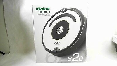 iRobot Roomba 620 Robotic Vacuum Cleaner - Battery Operated - R620020 NEW SEALED