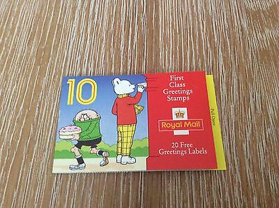 Qe11 Barcode Booklet Childrens Characters Design Kx5