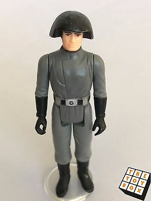 Vintage Star Wars Death Star Commander Action Figure - Scar COO