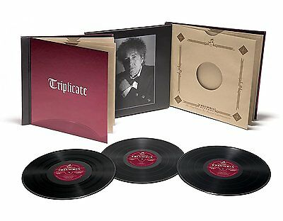 Bob Dylan 'Triplicate' LIMITED DELUXE EDITION (Pre Order 3 LP Box Set)