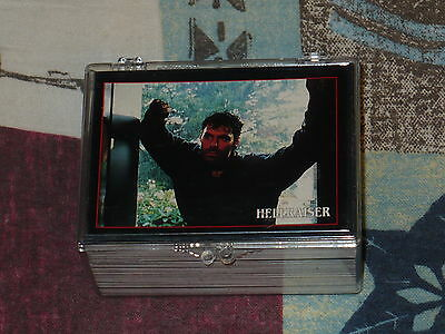 HELLRAISER - Complete 110 Trading Card Set - ECLIPSE - 1992