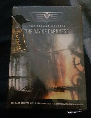 EVE The Day of Darkness 110 Card Starter Kit Sealed