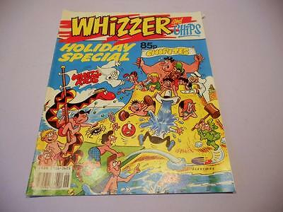Whizzer & Chips Holiday Special - Fleetway Comics