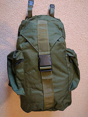 RARE New Estonian Army Military Day Sack Patrol Pack Rucksack UNISSUED