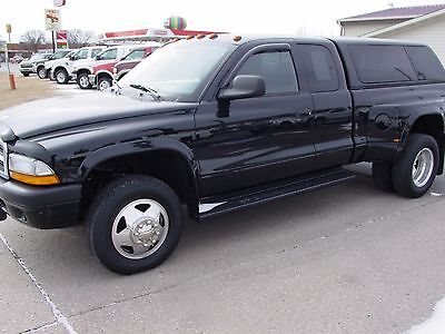 2004 Dodge Other Pickups  2004 Dodge Dakota Club cab DUALLY Conversion!!!! ONE OWNER 42,000 Miles!!!