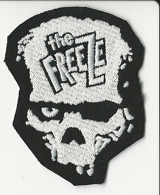 The Freeze- Skull Logo Embroidered Patch