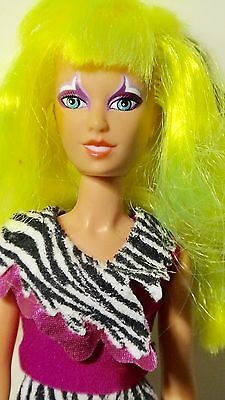 Jem and the Holograms PIZZAZZ 1985 doll