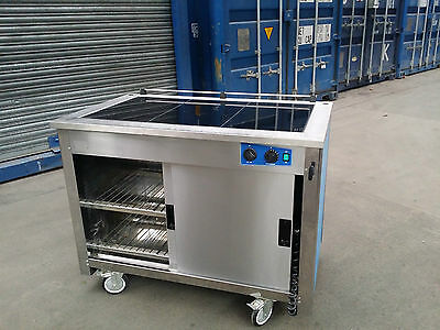 Hotcupboard, Hot Cupboard And Carvery, Hotplate, Plate Warmer - Can See It Work