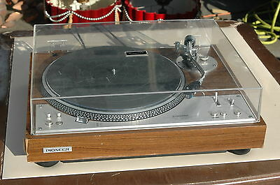 Pioneer PL-530 Direct Drive Record Player Vintage Turntable