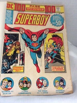 100 Page Super Boy Spectacular