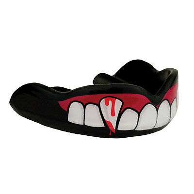 Fight Dentist Junior Boil & Bite Mouthguard – Blood Thirsty