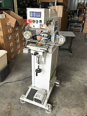 Excellent Kent PP-150 Pad Printer - Fully Tested