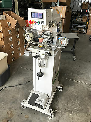 Excellent Kent PP-150 Pad Printer - Tested Working - VIDEO IN DESCRIPTION