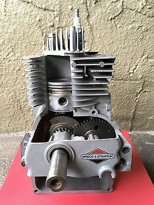VINTAGE MINI BIKE Briggs & Stratton 5hp Cutaway Demonstration Engine