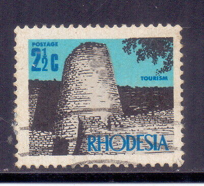 Rhodesia Stamp Used  Tourism.
