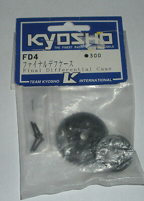 Kyosho Fd4 Final Differential Case Inferno Gp10 Rs200 New