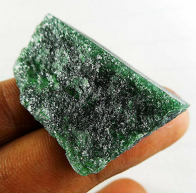 76.80 Ct  Natural Untreated Aventurine Loose Gemstone Mineral Rough 016A