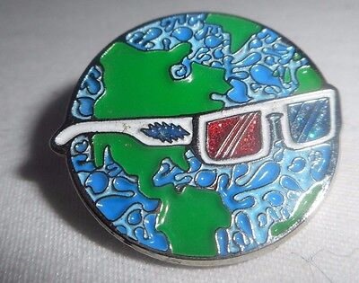 Eyes Of The World KINGPIN Grateful Dead Pin  #223 of 300