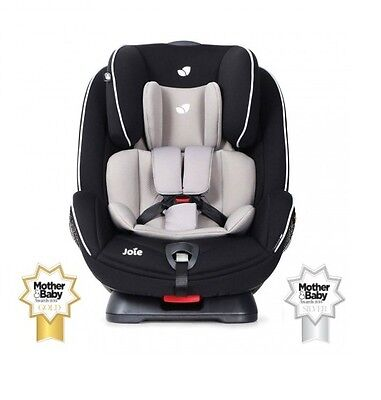 Joie Stages Group 0+, 1 - 2 Car Seats Rear Facing Infant Seat - Black-From Argos