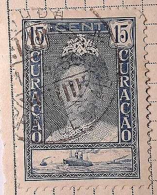 Curacao  Used Stamp Scu811Ll......worldwide Stamps