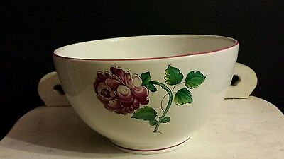 Strasbourg Flowers for Tiffany & Co. Made in Portugal lg bowl