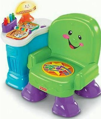 laugh and learn chair