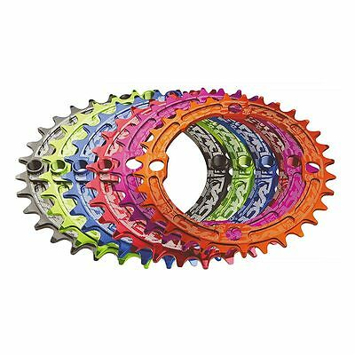Race Face Narrow Wide Single Chainring 104BCD
