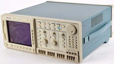 Tektronix TLS 216 Logic Scope 16-Channel 2GS/s Industrial Data Analyzer