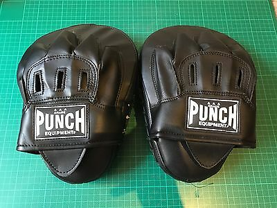 Punch Equipment Boxing Mitts Gloves Pads