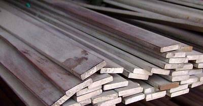 Flat 304 stainless bar plate all thicknesses and various widths and lengths