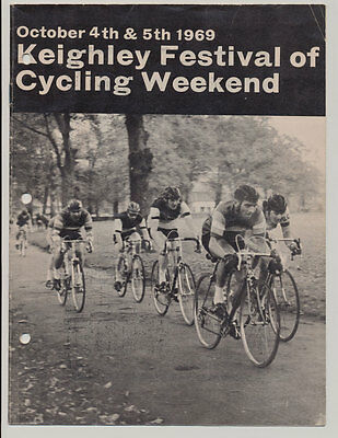 1969 Keighley Festival of Cycling Weekend