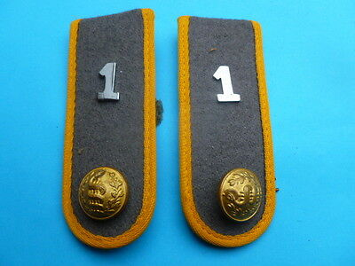A Pair Of Medical Epaulettes