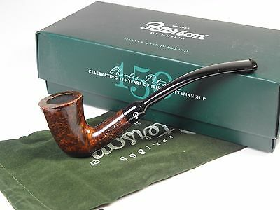 Peterson Calabash Smooth Fishtail Tobacco Pipe no filter
