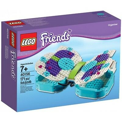 """Lego Friends """"Butterfly Organiser"""" Set No.40156 (New - Sealed)"""