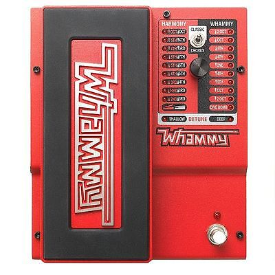 Digitech Whammy (5th Gen) 2 Mode Pitch Shift Effect Pedal