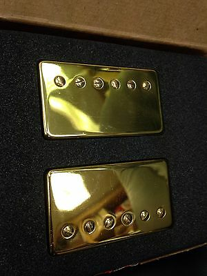 Gold Neck And Bridge Pick Up For Gibson Les Paul SG Epiphone Guitar