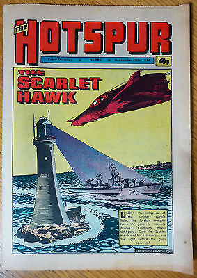The Hotspur (UK Comic) - Issue #780 (28th September 1974)